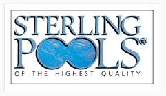 Sterling Pools® of the highest quality.