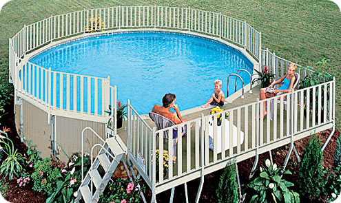 Esther Williams Semi Inground Pools Image Search Results